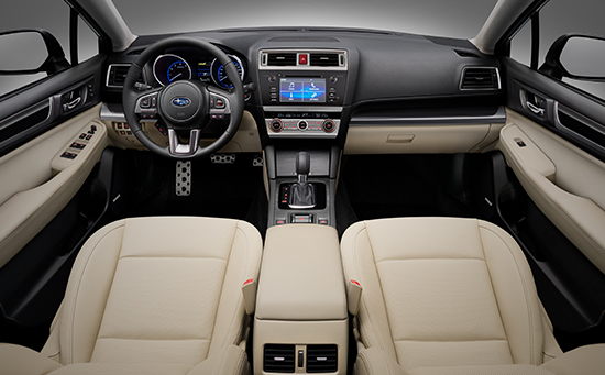 Leather Interior (Ivory)