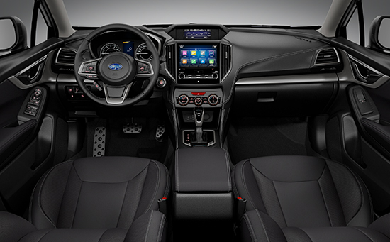 Leather Interior (Black)