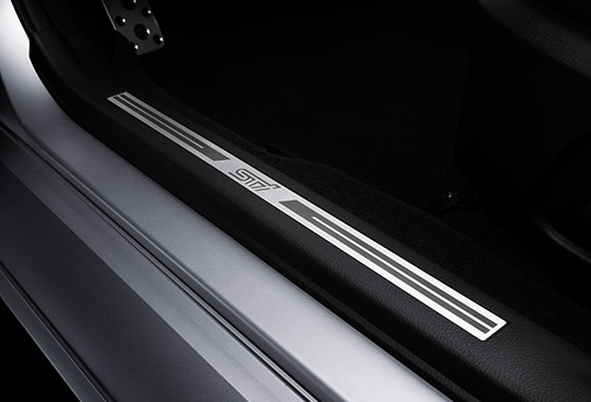 Stainless Side Sill Plates