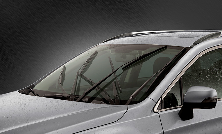 Automatic Rain Sensing Windshield Wipers
